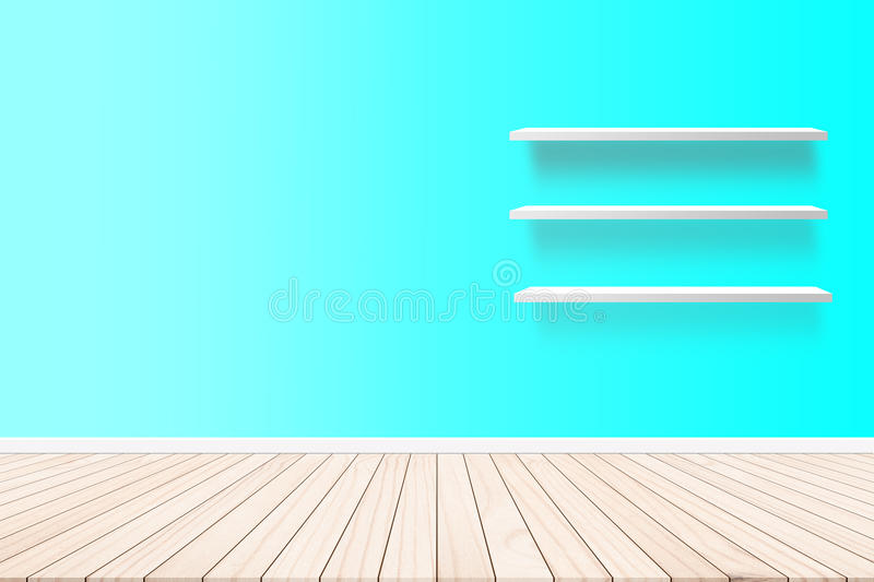 Wall, wallpaper, wall paper inside residential buildings. On the floor plank parquet style abstract concept. stock photography