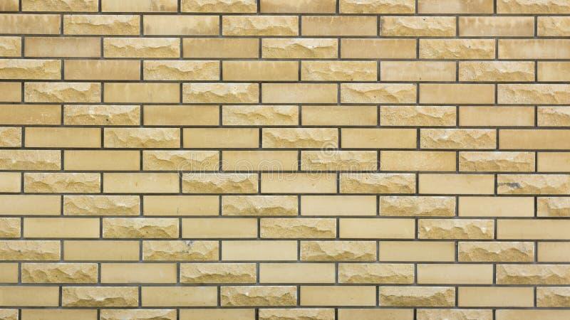 Wall Of A Wild Yellow Decorative Stone Stock Photo - Image of retro ...