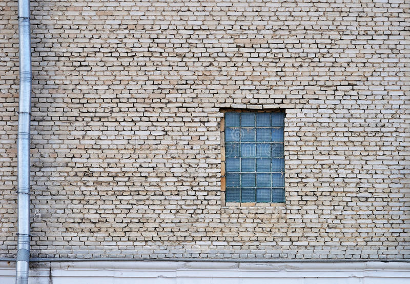 Download Wall and window stock image. Image of wall, rubble, brown - 27028409