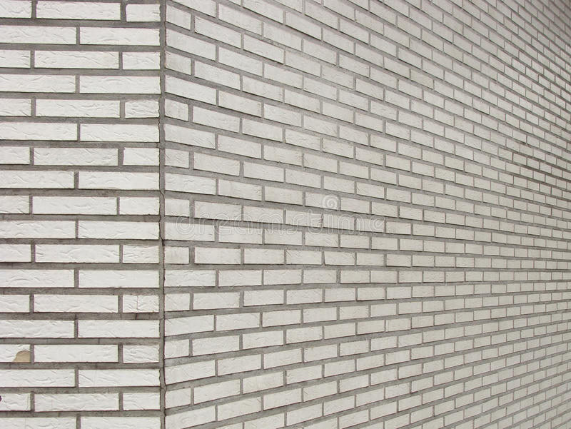 Download Wall With Worn Ceramic White Tiles Stock Image - Image: 23002301