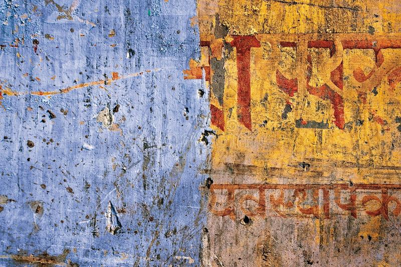 Wall, Yellow, Texture, Rust stock photography