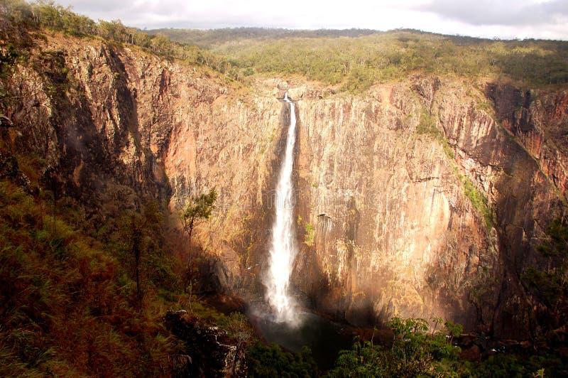 Wallaman Falls stock photos