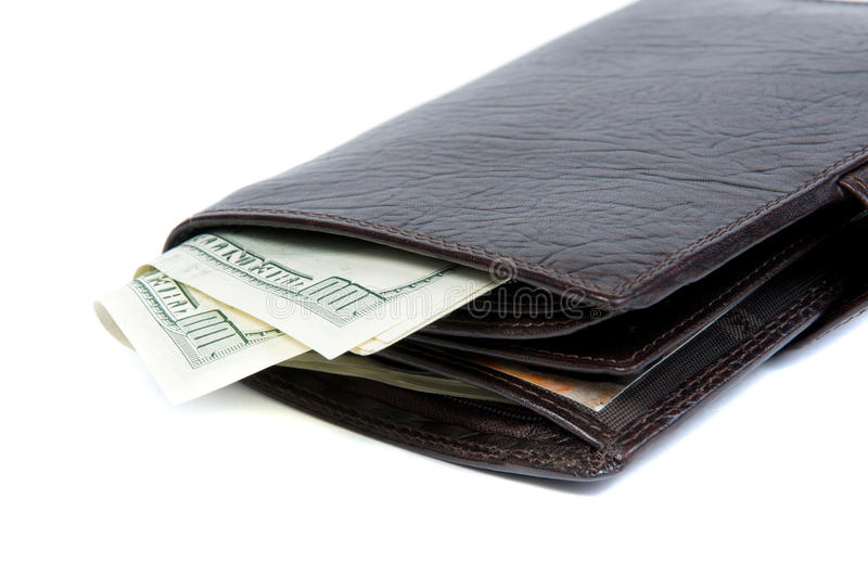 Download Wallet stock image. Image of money, white, wallet, concept - 23013311