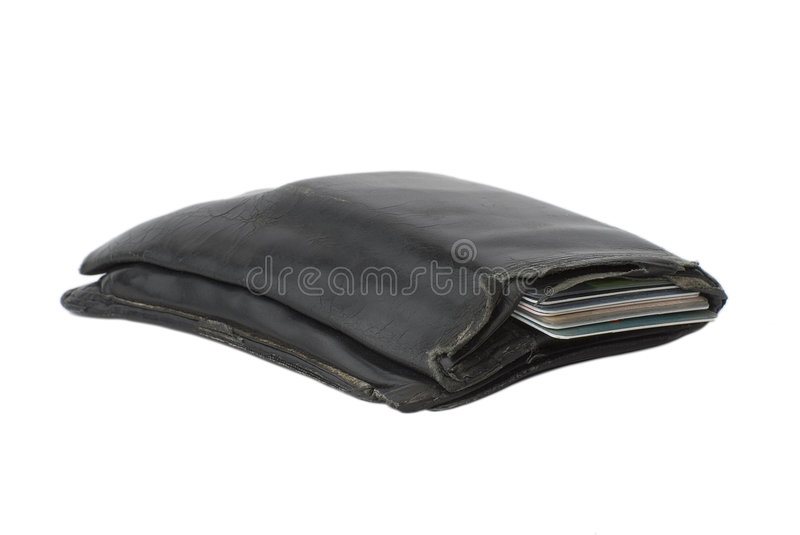 Download Wallet stock photo. Image of credit, visa, finance, isolated - 44372