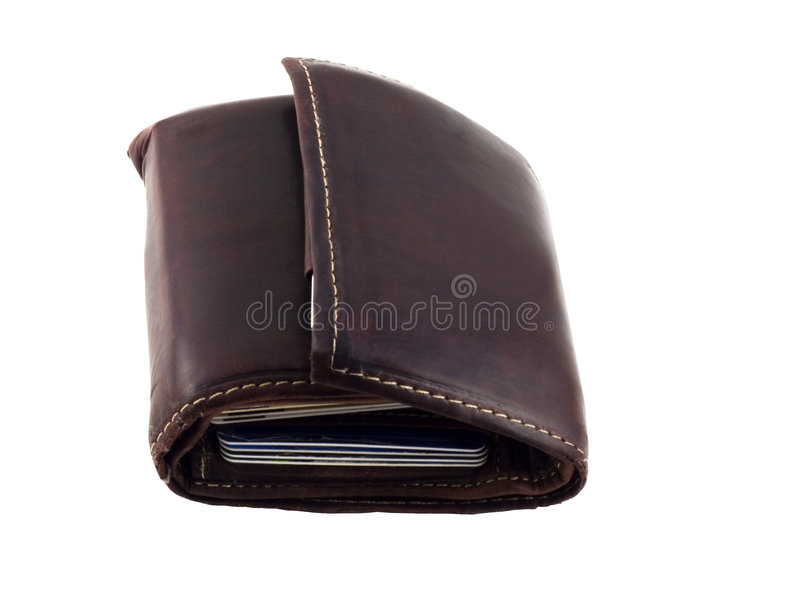 Download Wallet stock image. Image of credit, isolated, wallet - 5992327