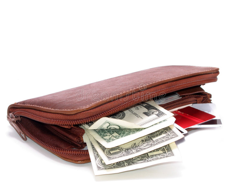 Download Wallet Royalty Free Stock Photography - Image: 722567