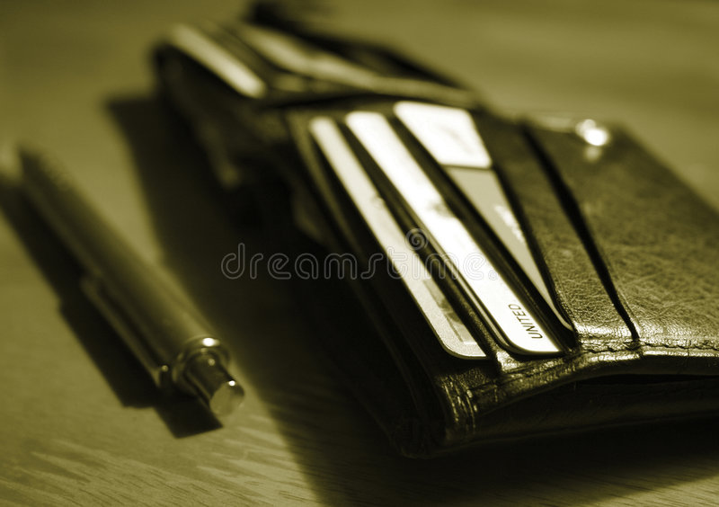 Download Wallet Abstract stock image. Image of credit, earning - 2631853