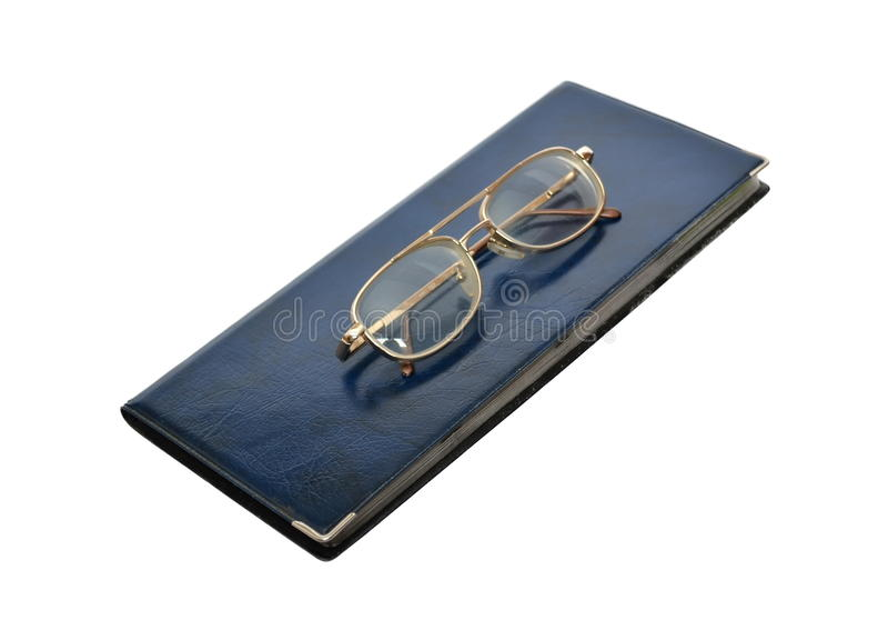 Wallet for visit cards and glasses
