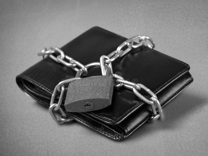 Wallet royalty free stock image