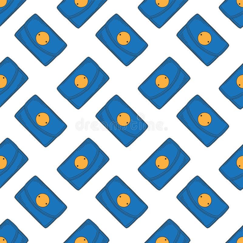 wallflower Wektorowy pojęcie w doodle i nakreślenia stylu Wręcza patroszoną ilustrację dla drukować na koszulkach, pocztówki ilustracji
