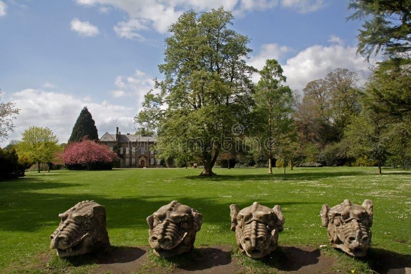 Download Wallington Hall Gargoyles Royalty Free Stock Photo - Image: 2313265
