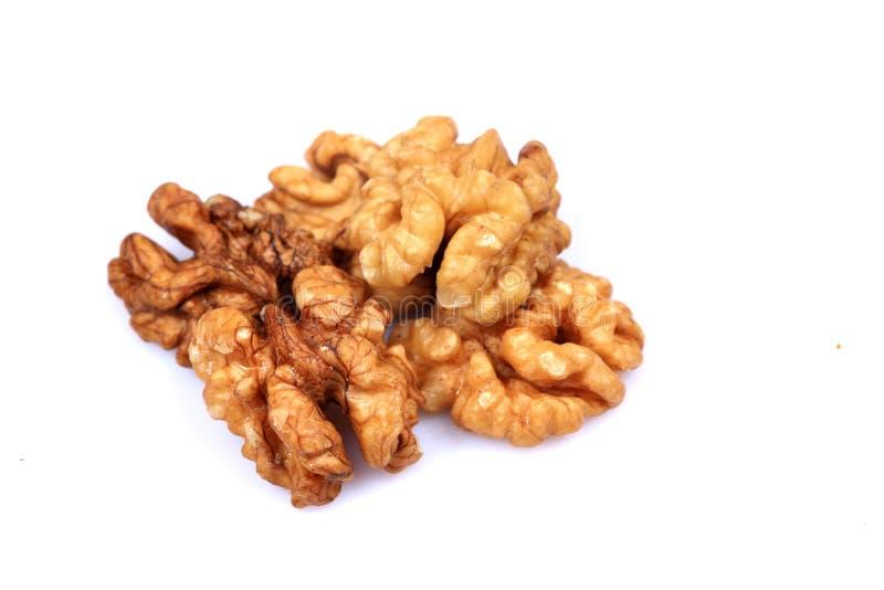 wallnuts arkivfoton