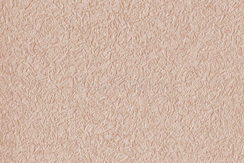Wallpaper con la textura del yeso, cubierta decorativa fotos de archivo libres de regalías