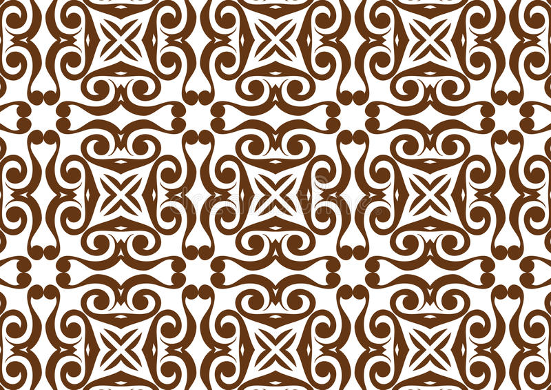Download Wallpaper design stock vector. Illustration of persia - 14621436