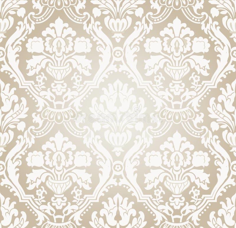Download Wallpaper gray beige flow stock vector. Image of gray - 17825299