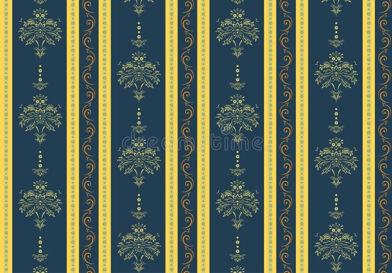 Wallpaper la configuration illustration stock