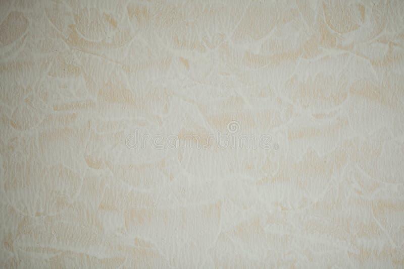 Wallpaper le fond de texture dans le papier d'art modifié la tonalité par sépia légère ou le W images libres de droits