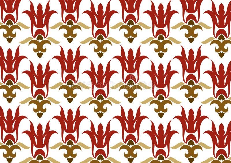 Wallpaper pattern vector illustration