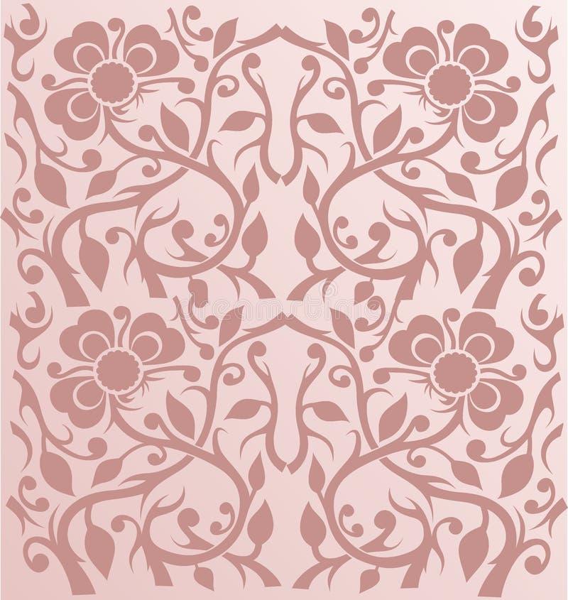 Wallpaper Pattern - Vector stock illustration