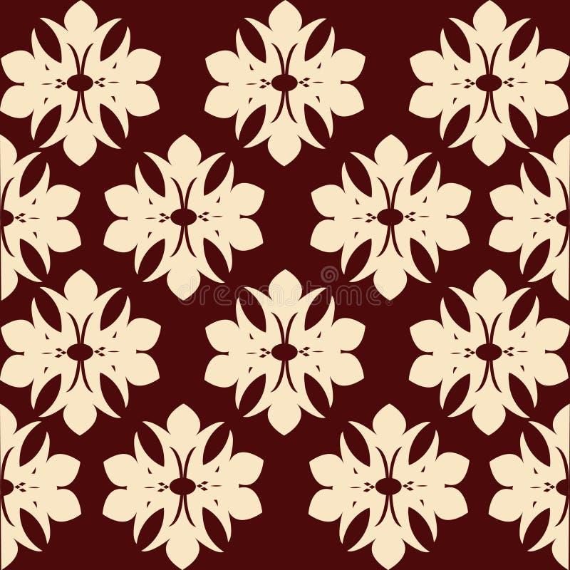 Wallpaper Pattern - Vector royalty free illustration