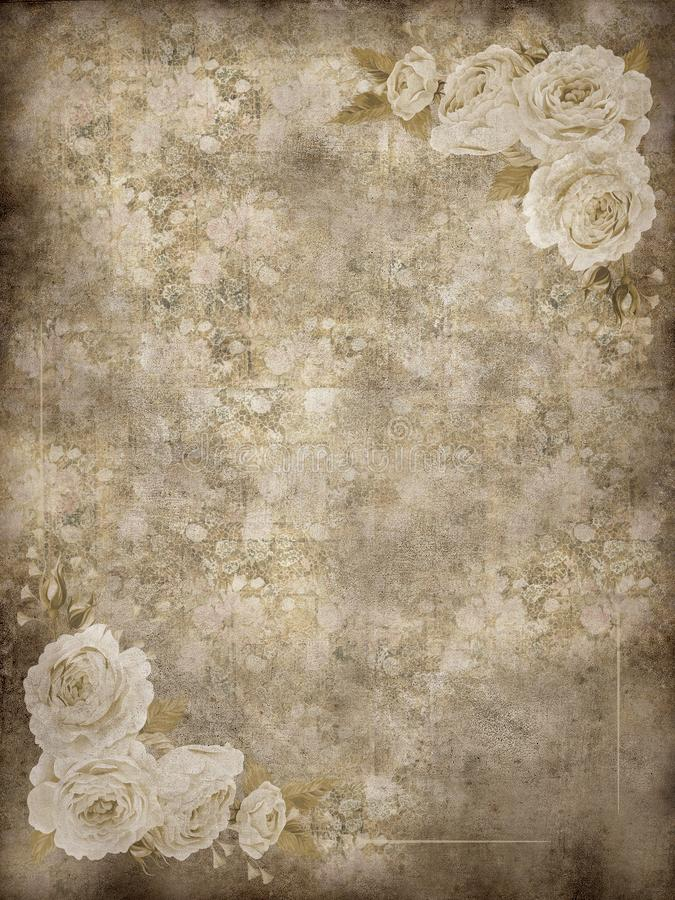 Fine art style wallpaper for photography royalty free stock photo