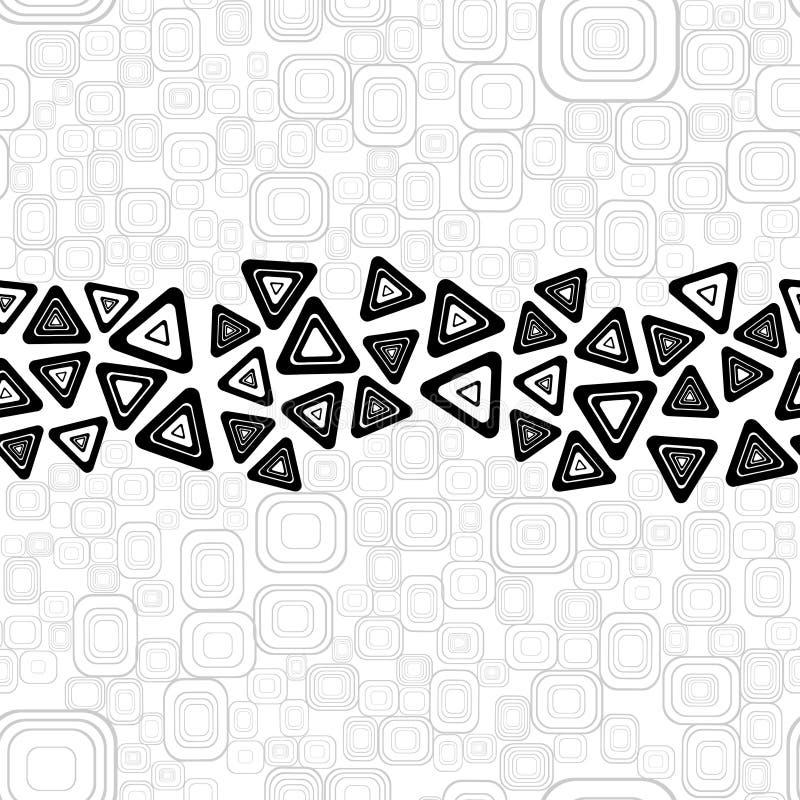 Wallpaper Seamless. Nice vector texture stock illustration
