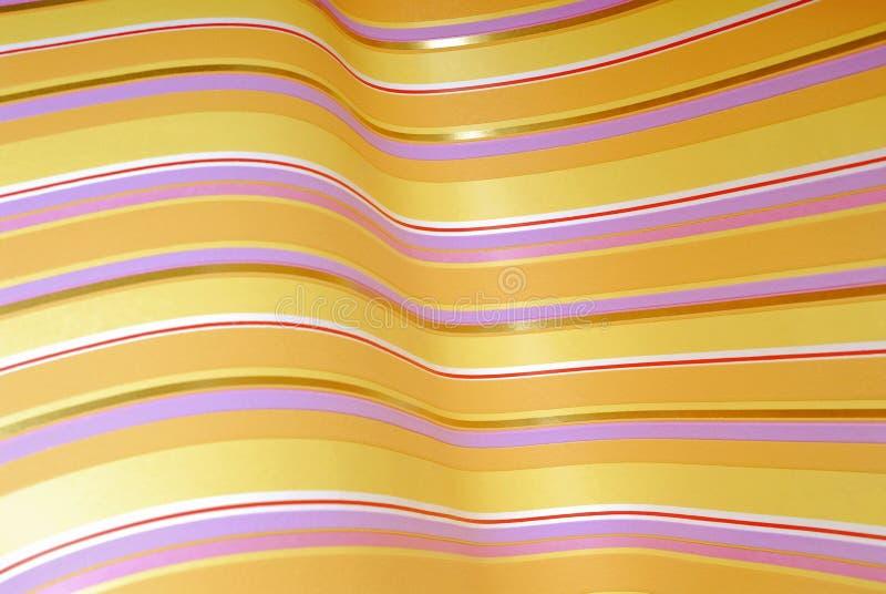 Wallpaper wave royalty free illustration