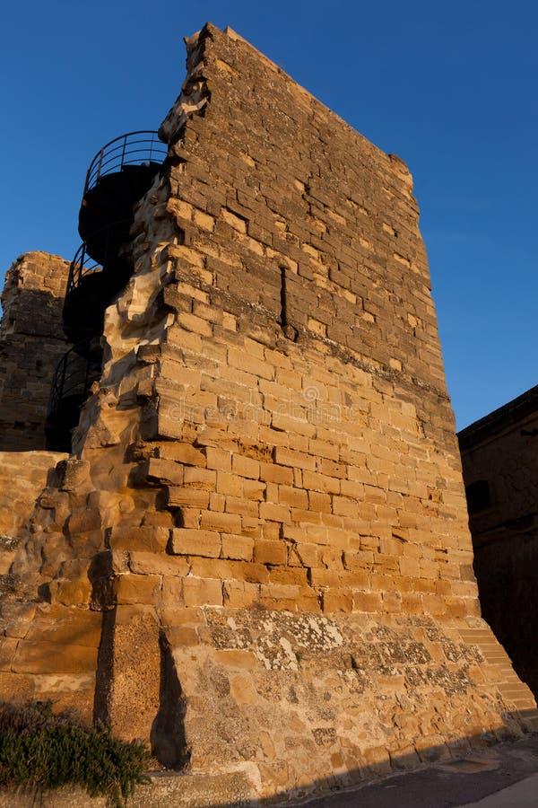 Walls of Briones