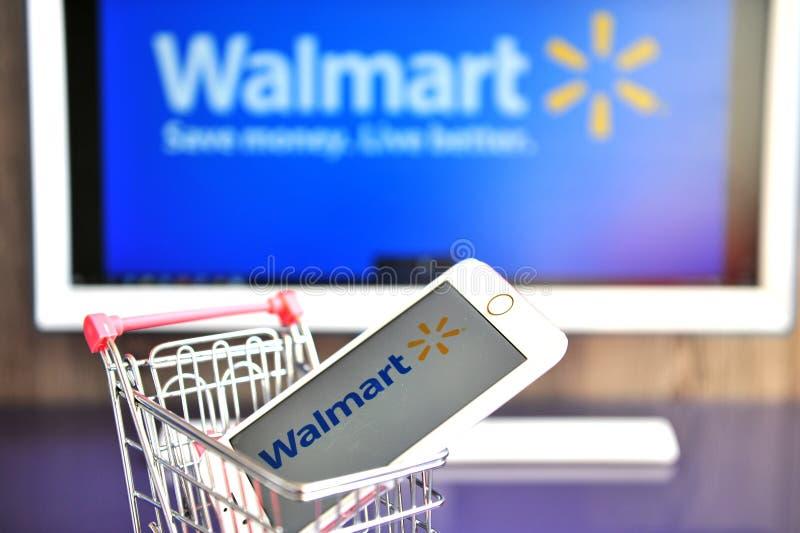 Walmart Logo Stock Images - Download 411 Royalty Free Photos
