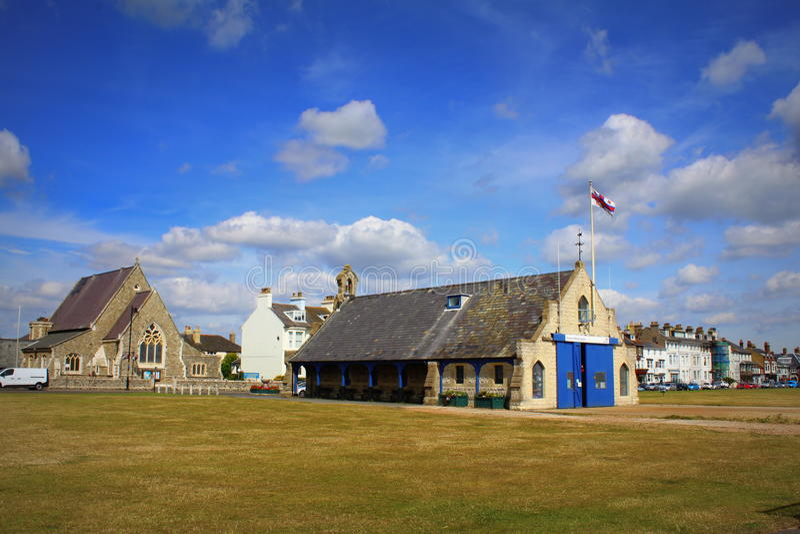 Walmer Kent Anglia zdjęcia stock