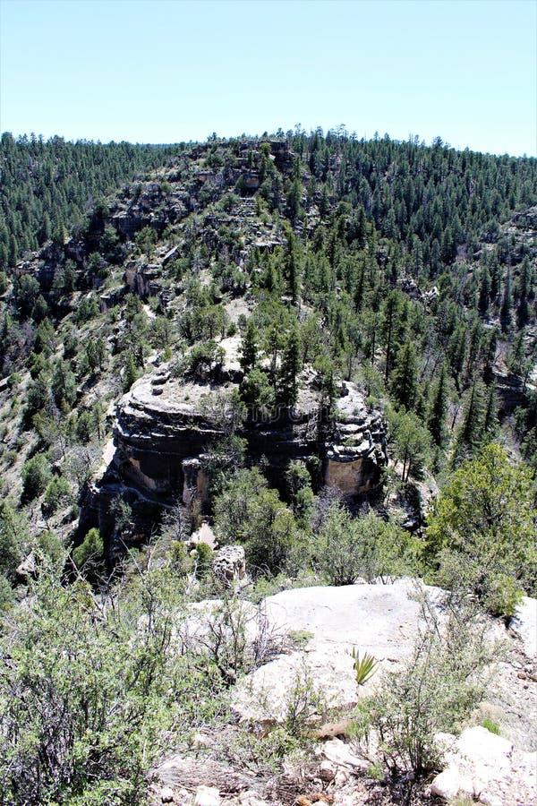 Walnut Canyon stock photos