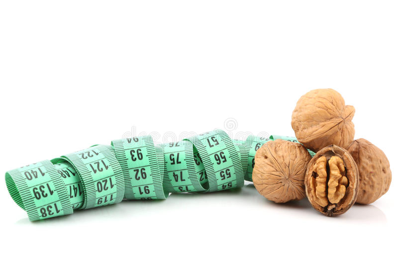 Download Walnut and meter stock photo. Image of centimeter, weight - 27598334