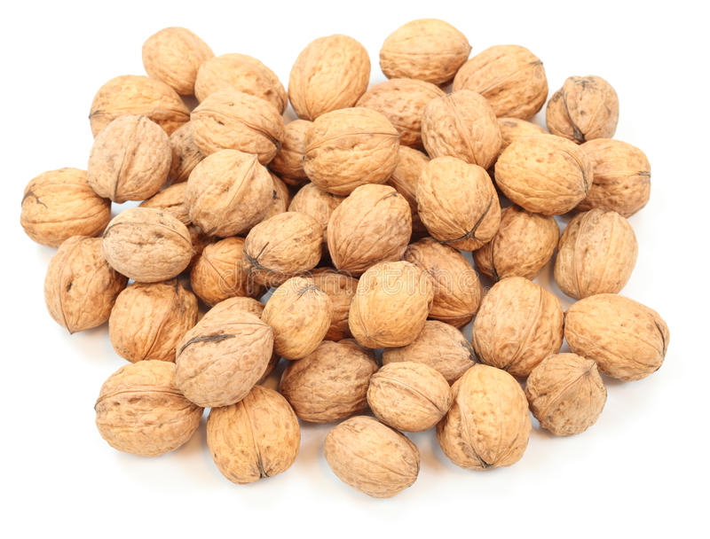 Download Walnuts stock image. Image of food, healthy, object, snack - 22367541