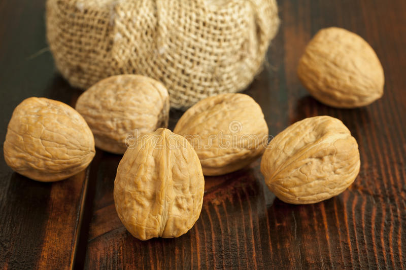 Download Walnuts stock image. Image of close, dried, delicious - 28399013