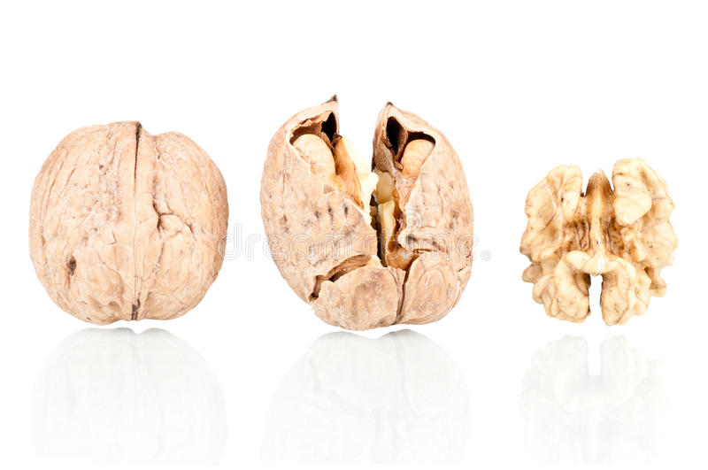 Download Walnuts stock photo. Image of background, brown, group - 28813712