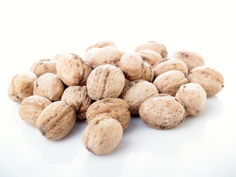 Download Walnuts stock photo. Image of seeds, vertical, close, shell - 8634574
