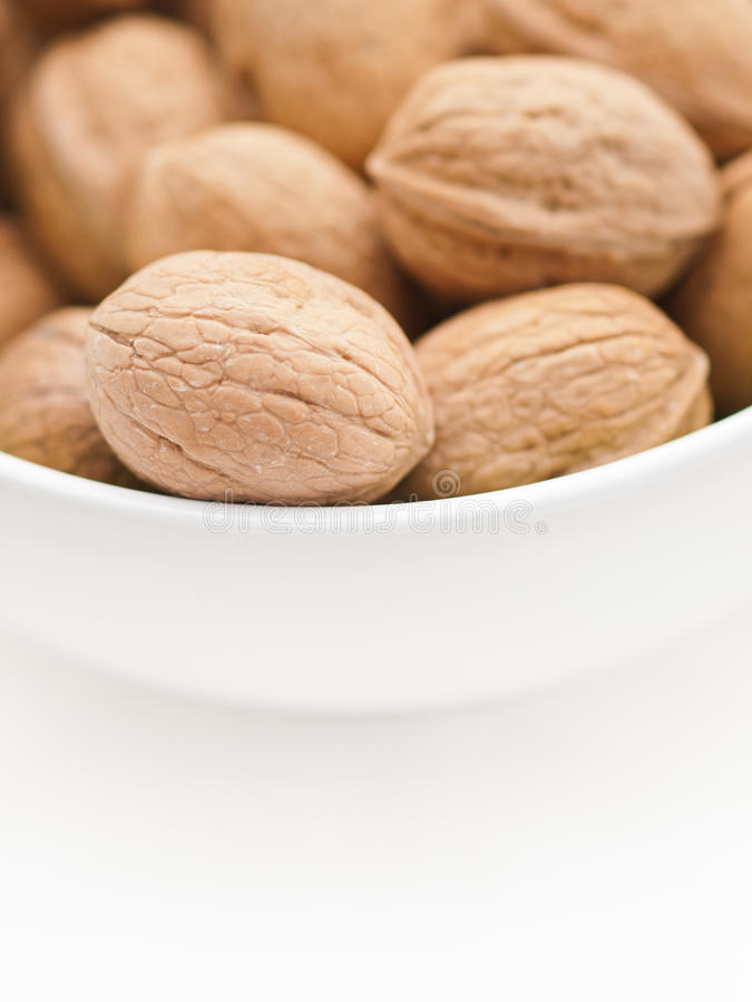 Download Walnuts in a cup stock image. Image of macro, tasty, walnuts - 22362361