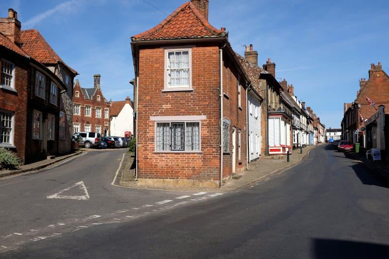 Walsingham, Норфолк стоковое изображение rf