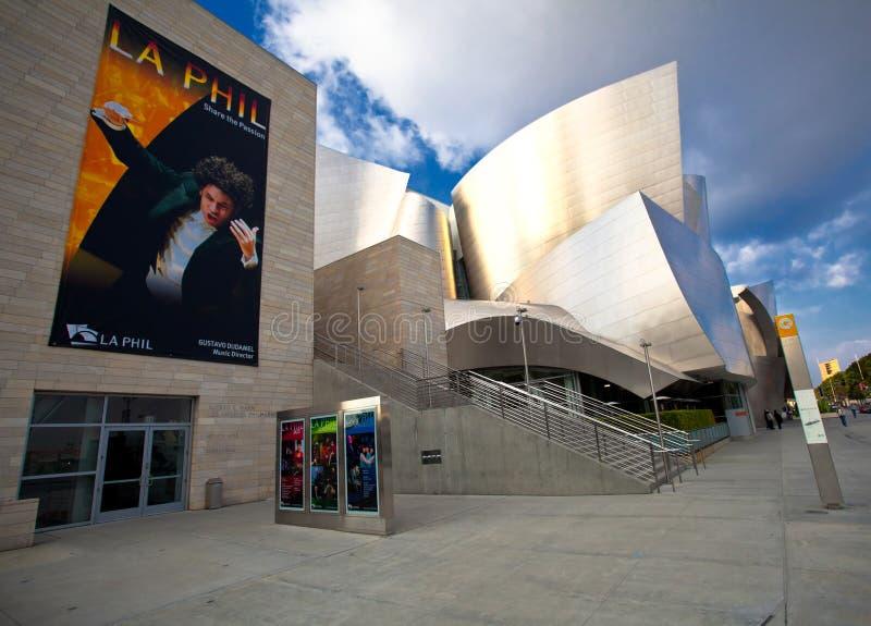 walt залы Дисней согласия стоковое изображение rf