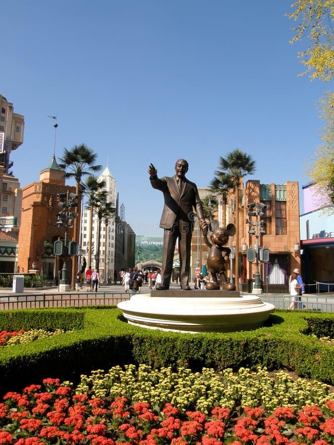Walt Disney fotografia stock