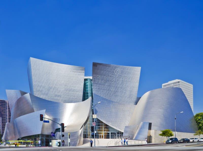 Download Walt Disney Concert Hall In Los Angeles Editorial Image - Image of theatre, steel: 20805920