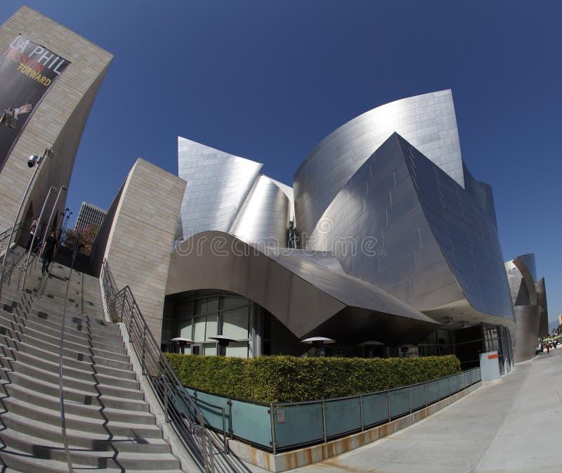 Download Walt Disney Concert Hall In Los Angeles, CA Editorial Photo - Image: 23808486