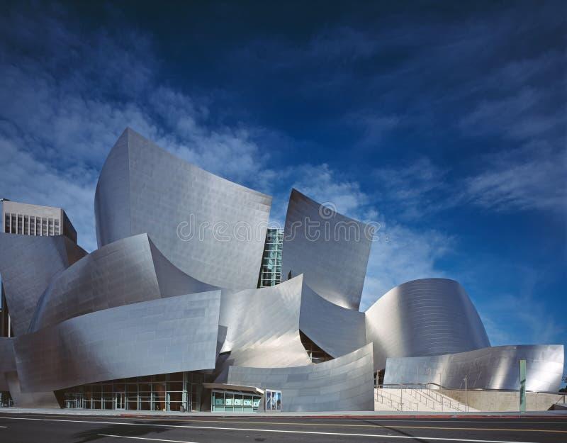 Walt Disney Concert Hall stock photos