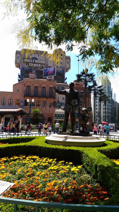 Walt Disney Hollywood Studios fotografering för bildbyråer