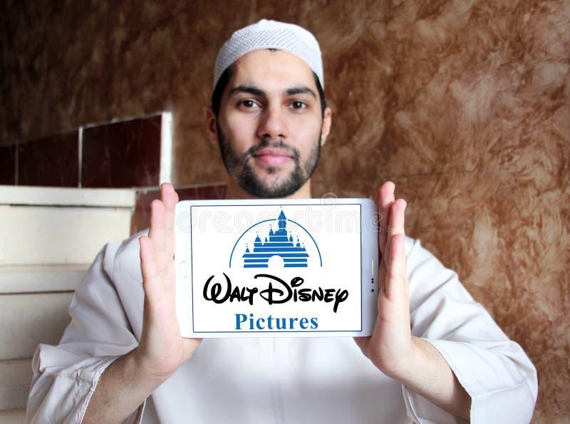 Walt Disney obrazuje loga obrazy royalty free