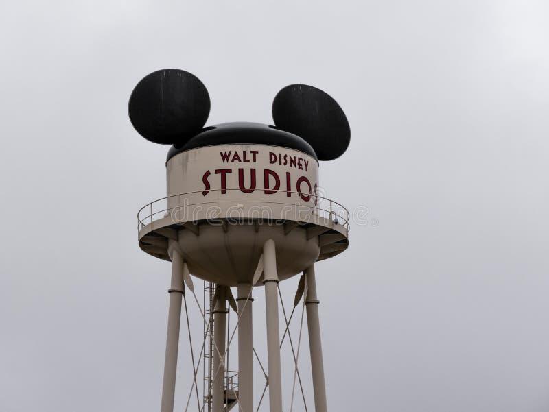 Walt Disney studio royalty free stock image