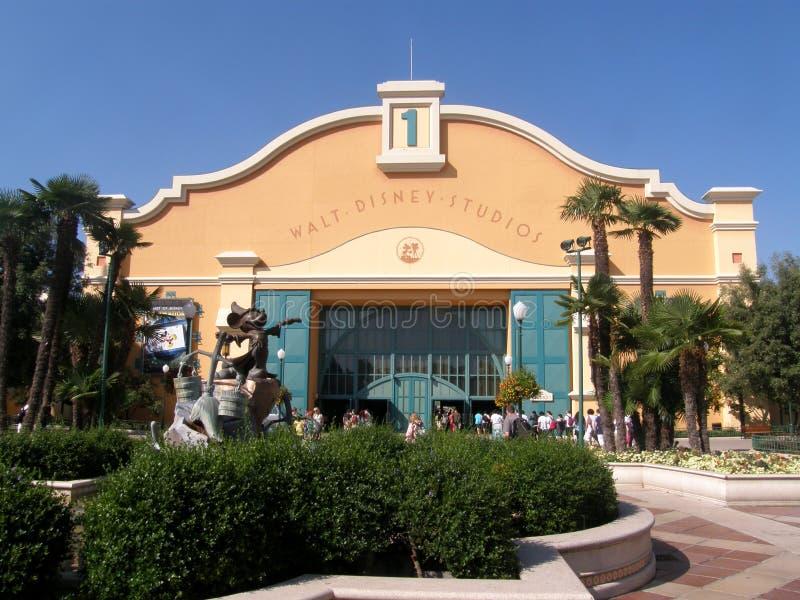 Walt Disney studior royaltyfri foto
