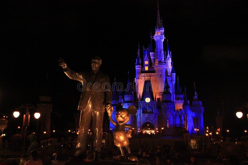 Walt Disney värld arkivfoto