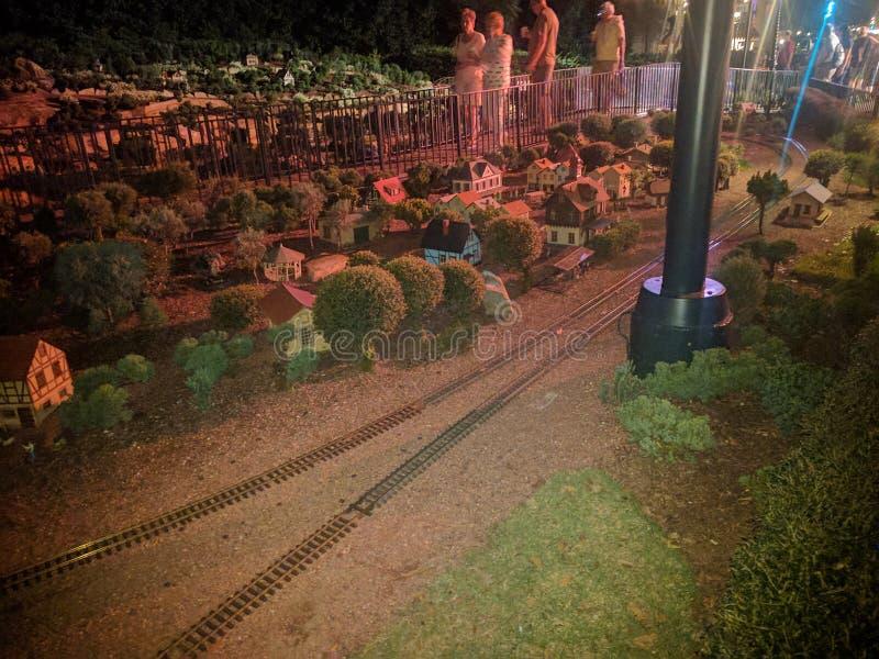 Walt Disney World France Town photos libres de droits