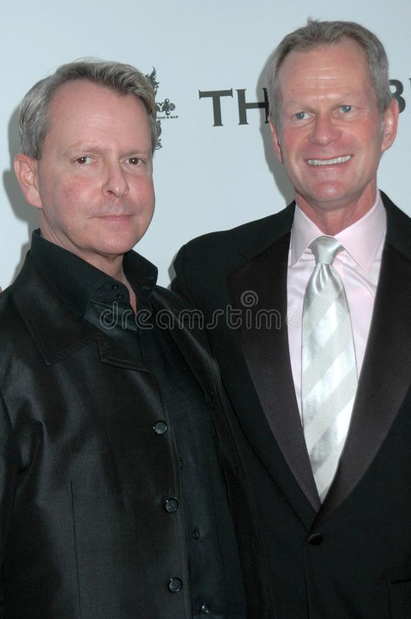 Download Walter Lowry And Craig Thompson At The APLA 'The Envelope Please' Oscar Viewing Party. The Abbey, West Hollywood, CA 02-22-09 Editorial Stock Photo - Image: 22912268